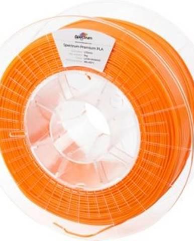 3D filament Spectrum, Premium PLA, 1,75 mm, 80008, lion orange