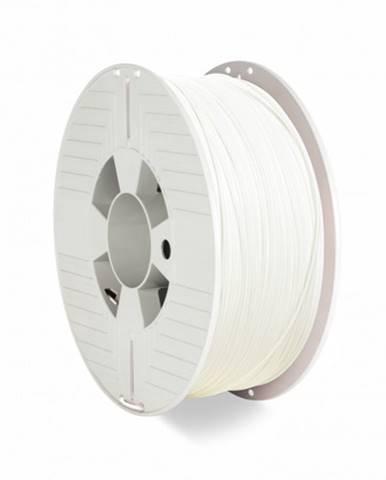 3D filament Verbatim, PLA, 1,75 mm, 1000 g, 55315, white