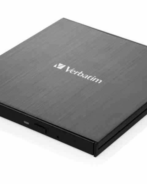 Verbatim VERBATIM Externá Blu-Ray Slimline mechanika USB 3.0, čierna POUŽI