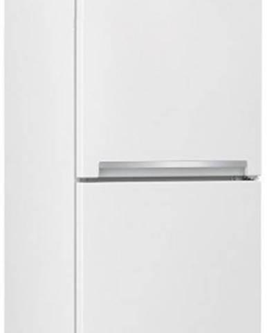 Kombinovaná chladnička s mrazničkou dole Beko RCSA240M30WN