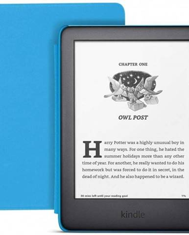 Čítačka kníh Amazon New Kindle 2020 8GB Kids, modrá