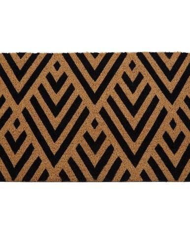 Rohožka z prírodného kokosového vlákna Premier Housewares Diamond, 40 x 60 cm