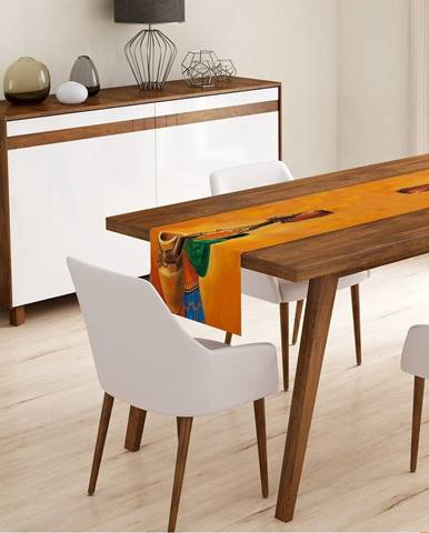 Behúň na stôl Minimalist Cushion Covers African Ethnic, 45 x 140 cm
