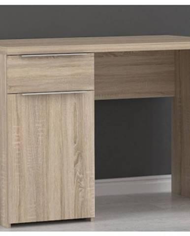 Písací stôl so zásuvkou Opus, dub sonoma%
