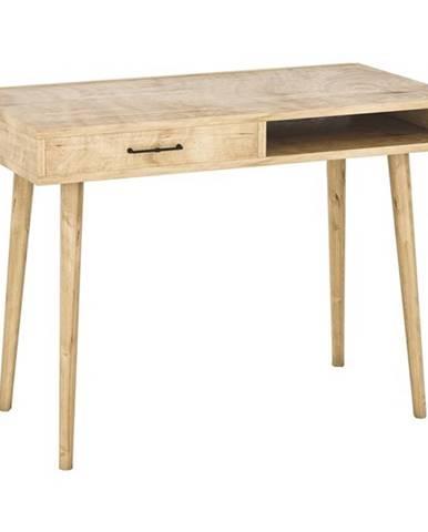 Písací stôl CARMEN dub