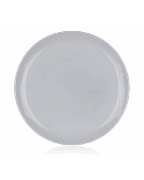 LUMINARC Luminarc Tanier plytký DIWALI 25 cm, 6 ks, sivá