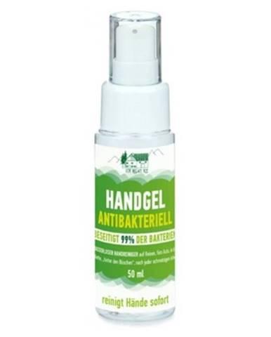 Antibakteriálny gél na ruky s pumpičkou 50 ml