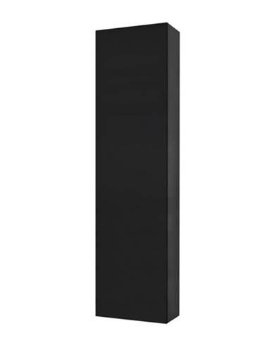 Závesná skriňa VIVO VI 9 čierna