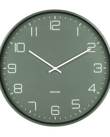 Karlsson 5751GR dizajnové nástenné hodiny, pr. 40 cm