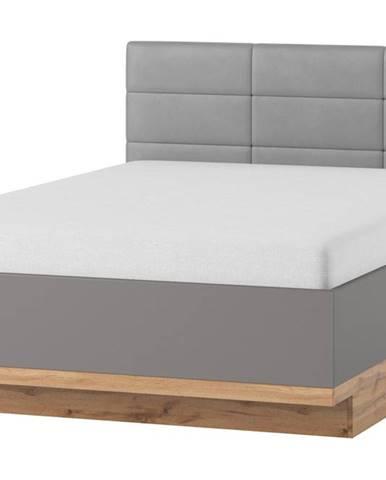 Szynaka Manželská posteľ Livorno 66