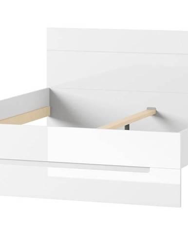 Szynaka Manželská posteľ Selene 33 biela