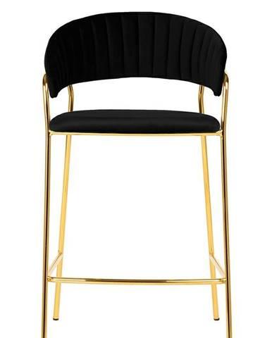ArtKing Barová stolička MARGO 65 čierna
