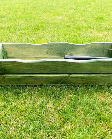 ArtRoja Truhlík 64cm - zelený