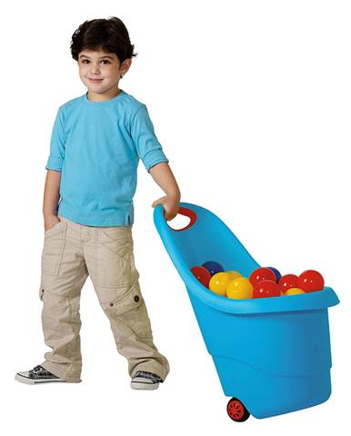 ArtRoja Kiddies GO vozíček - modrý