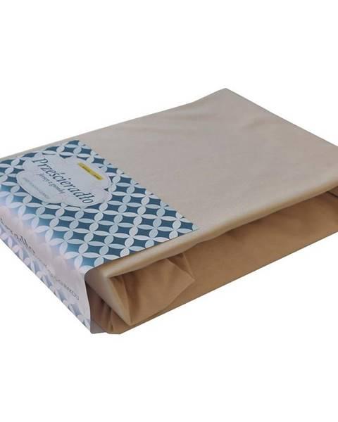MERKURY MARKET Plachta na postel jersey 200x220
