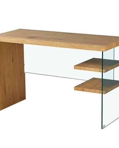 Konzolový/písací stolík dub ENRIK