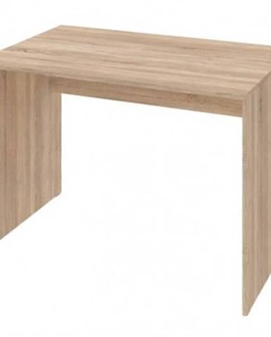 Písací stôl Mega 23, dub sonoma%