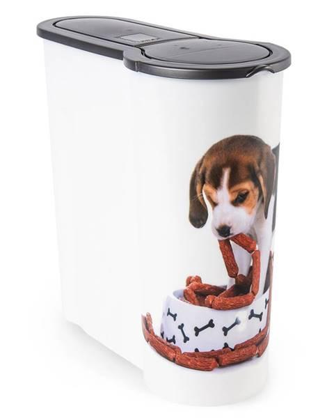 Domo Dóza na krmivo pre psov Šteňa, 4 l, plast