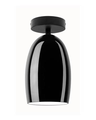 Čierne stropné svietidlo Sotto Luce UME Elementary CP 1C Glossy