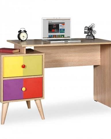 Písací stôl Zoli