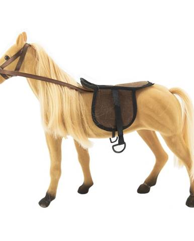 Teddies Česací kôň s doplnkami, 38 cm