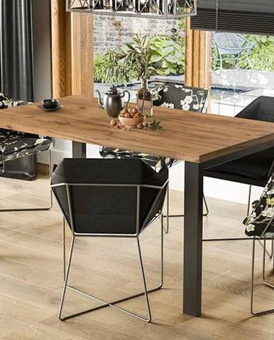 Jedálenský stôl Garant-265 Dub Craft Zlatý