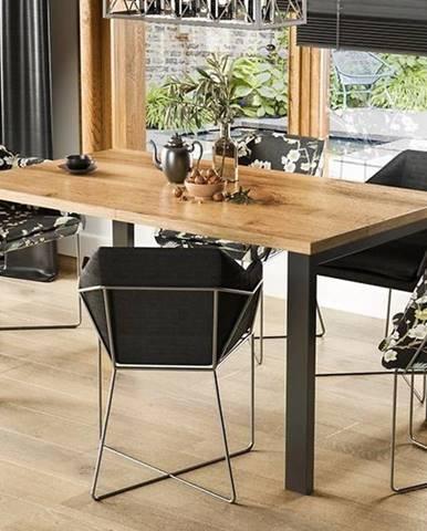 Jedálenský stôl Garant-265 Dub Wotan
