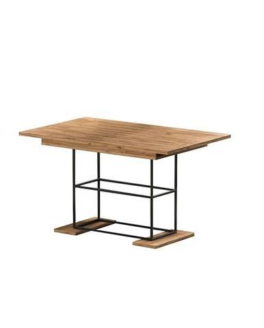 Stôl Gani 170 Dub Craft Zlatý
