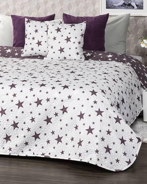 4Home 4Home Prehoz na posteľ Stars, 220 x 240 cm, 2 ks 40 x 40 cm