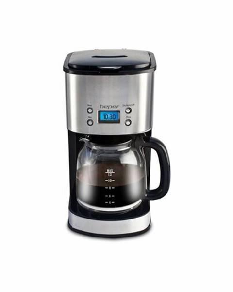 Beper BEPER 90520 nerezový digitálny kávoar 1.8l (1000W)
