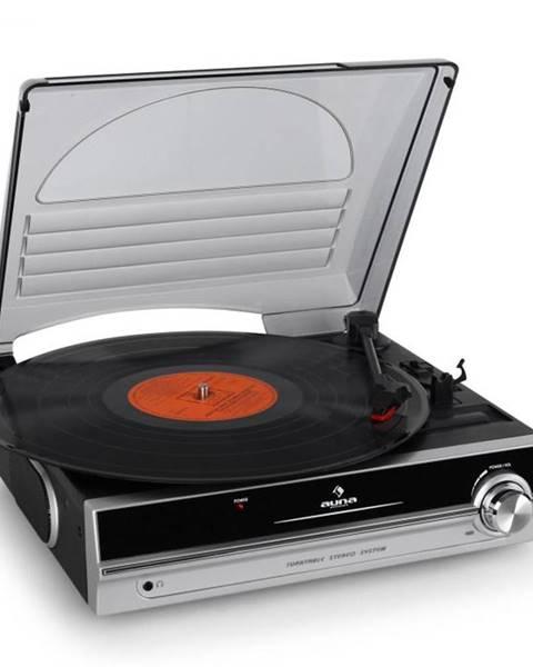 Auna Gramofón sintegrovanými reproduktormi Auna™ TBA-298