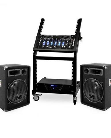 Electronic-Star DJ PA sada Rack Star Series Mercury Beat 250 ľudí