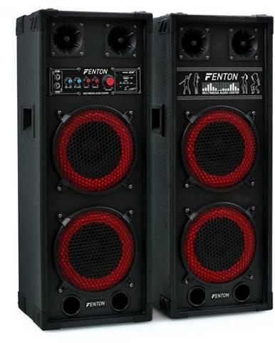 Set reproduktov Fenton / Skytec SPB-28, aktívny/pasívny,800 W