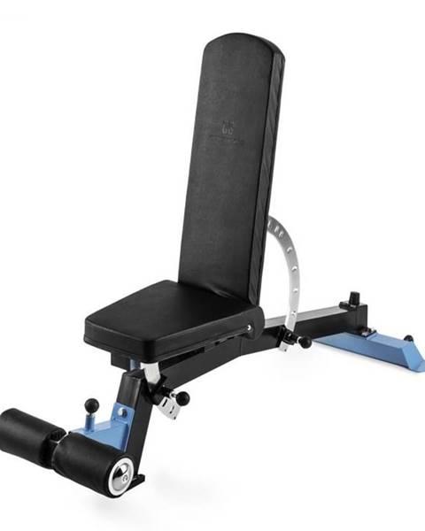 Capital Sports Capital Sports Compactar Plus, lavica pre tréning s činkami a ľah-sedy, kov, prispôsobiteľná