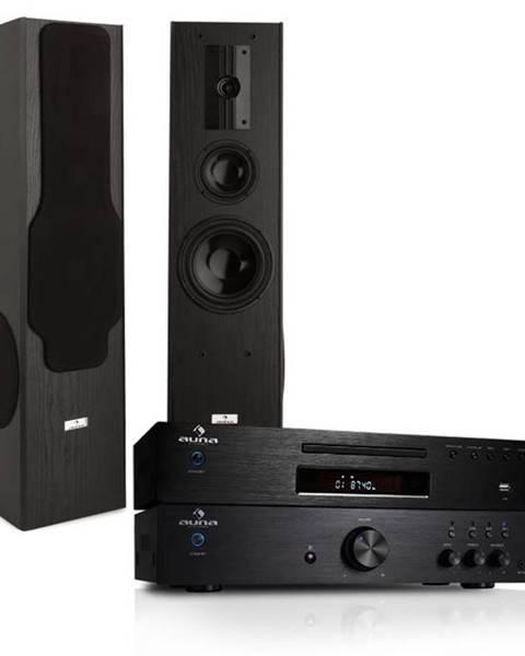 "Electronic-Star Electronic-Star HiFi systém ""Elegance""- 600 W Zosilňovač, CD MP3 prehrávač"
