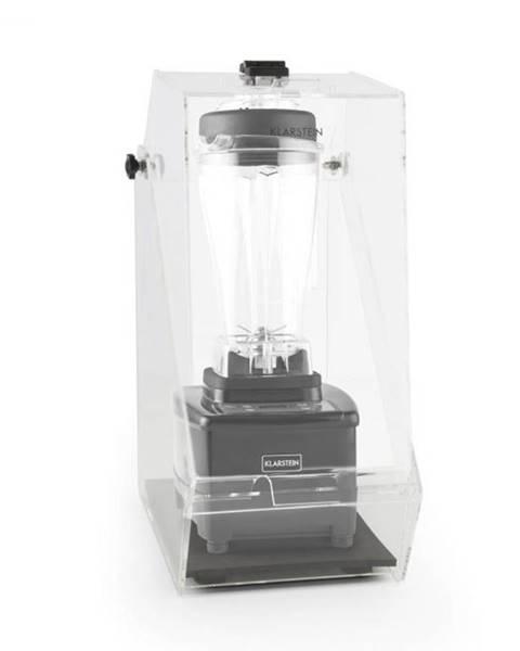 Klarstein Klarstein Herakles 4G, čierny, stolný mixér, s krytom, 1500 W, 2,0 k, 2 litre, bez BPA
