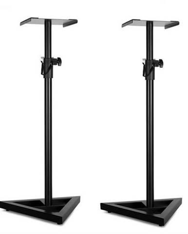 Auna Monitor Stand 5, dvojica reproduktorových stojanov
