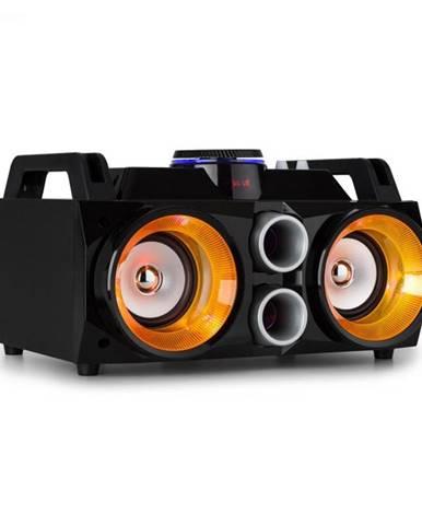 """Fenton MDJ100, mediálny prehrávač, mediálna stanica, USB, SD, BT, AUX, 100W zosilňovač, 2x4"""" reproduktor"""