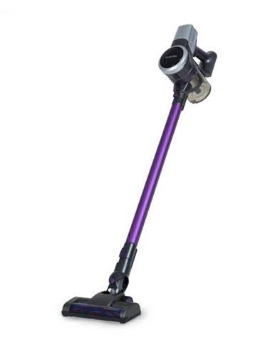 Klarstein Clean Butler 4G Silent, akumulátorový vysávač, 16 kPa, 0,8 l, HEPA10, fialový