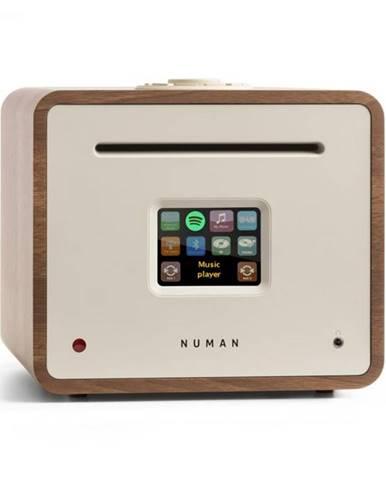 Numan Unison Retrospective Edition - All in One receiver so zosilňovačom, prijímač, orech