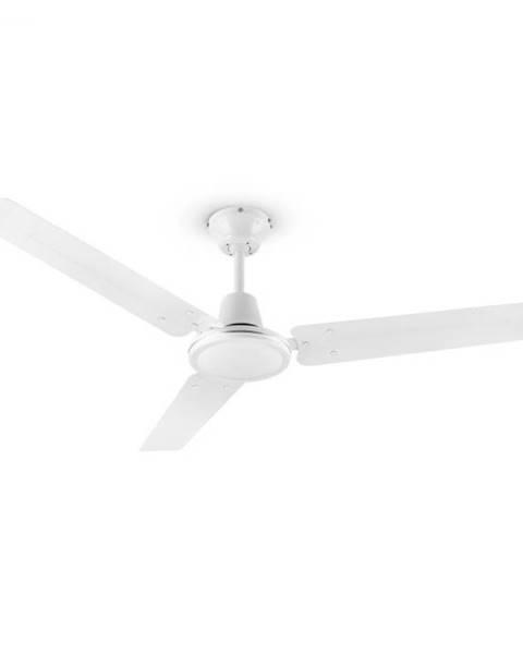 Klarstein Klarstein Spin Doctor, stropný ventilátor, 55 W, 122 cm, 3 ramená, nehrdzavejúca oceľ, biely