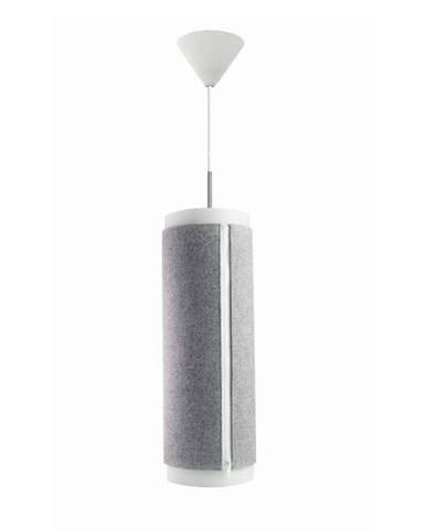 Závesné svietidlo Zip Star Medium, sivé