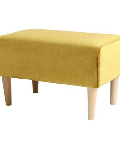 Žltá podnožka Custom Form Cozyboy
