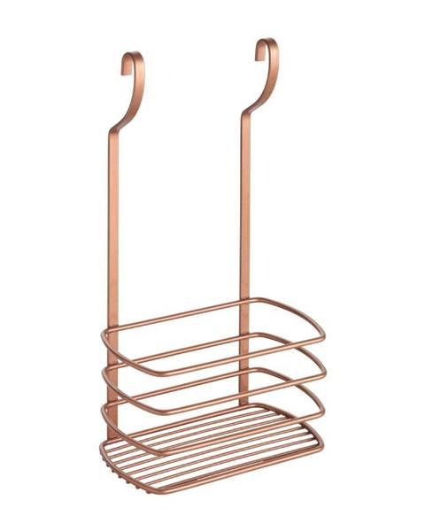 Metaltex Závesná polička na fľaše Metaltex Copper