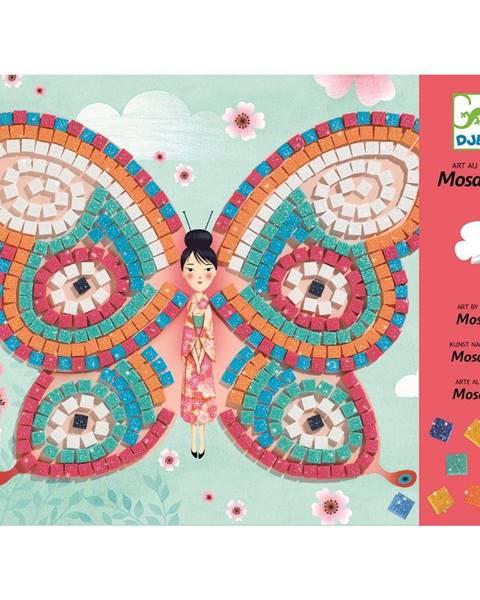 Djeco Kreatívna sada pre deti Djeco Trblietavé motýle