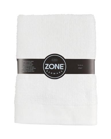 Biela osuška Zone Classic, 70x140cm