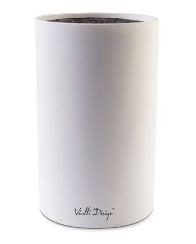Biely blok na nože Vialli Design Universal