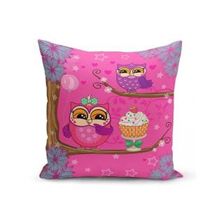 Obliečka na vankúš Minimalist Cushion Covers Vunila, 45 x 45 cm