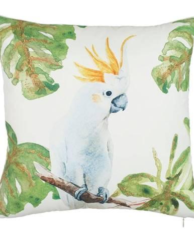 Obliečka na vankúš Mike&Co.NEWYORK Cacadu Jungle, 43 × 43 cm
