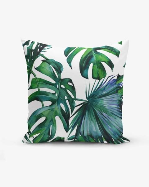Minimalist Cushion Covers Obliečka na vankúš s prímesou bavlny Minimalist Cushion Covers Exotic, 45×45cm